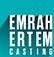 EMRAH ERTEM CASTING Logo